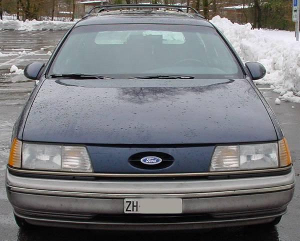 Ford Usa Taurus Wagon
