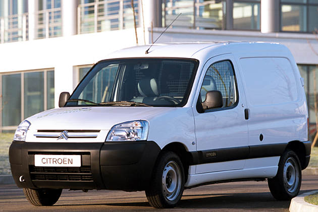 Citroën Berlingo Kasten Için Araç Yükseltme Kiti Sunuyoruz